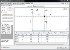 ASCE 7 Wind, Seismic, & Snow Load Generator for Shear Wall Design