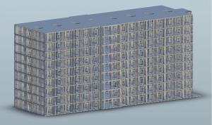 CFS Hotel BIM Model