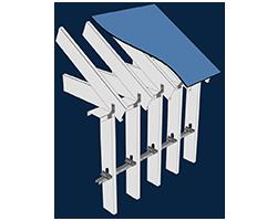 Light Steel Framing Roof Framing Design Module