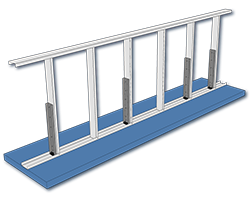 Light Steel Framing Short Wall Design Module