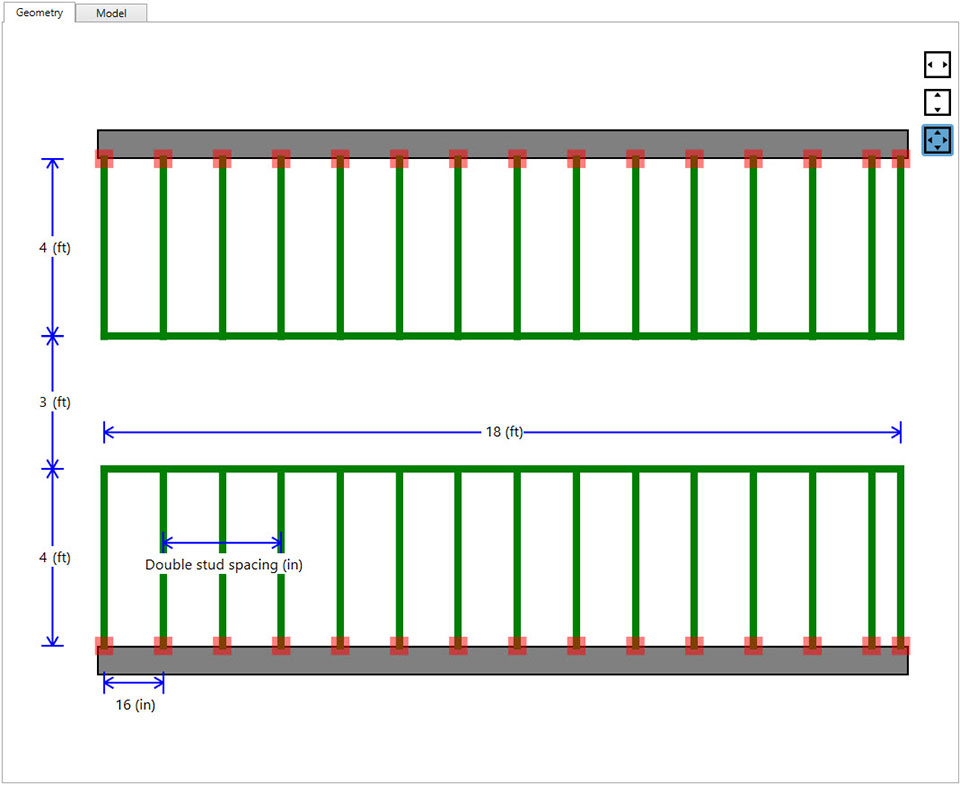 Cold-Formed Steel Strip Window Design